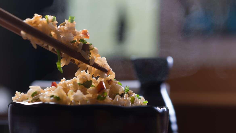 Ricetta bresaola: risotto con tartare Giò Porro, robiola e noci (facoltative)