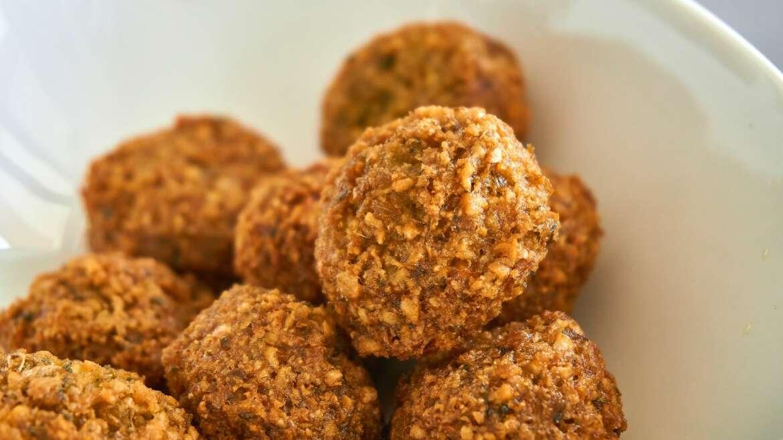 Ricetta bresaola: polpette con tartare Giò Porro e patate