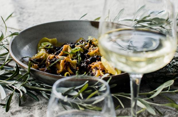 Ricetta bresaola: pasta con asparagi e bresaola Giò Porro