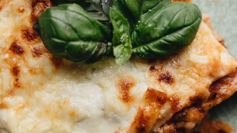 Ricetta Bresaola: lasagne alla bolognese con tartare Giò Porro